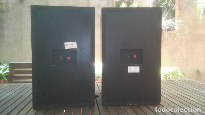 Radios antiguas: Monitores JBL 4301B Todo original-funcionando perfectamente,años 70s - Foto 7 - 162104574