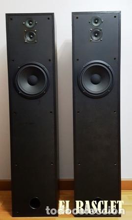 ESTUPENDA PAREJA DE ALTAVOCES-SONY SS-E681V (Radios, Gramófonos, Grabadoras y Otros - Transistores, Pick-ups y Otros)
