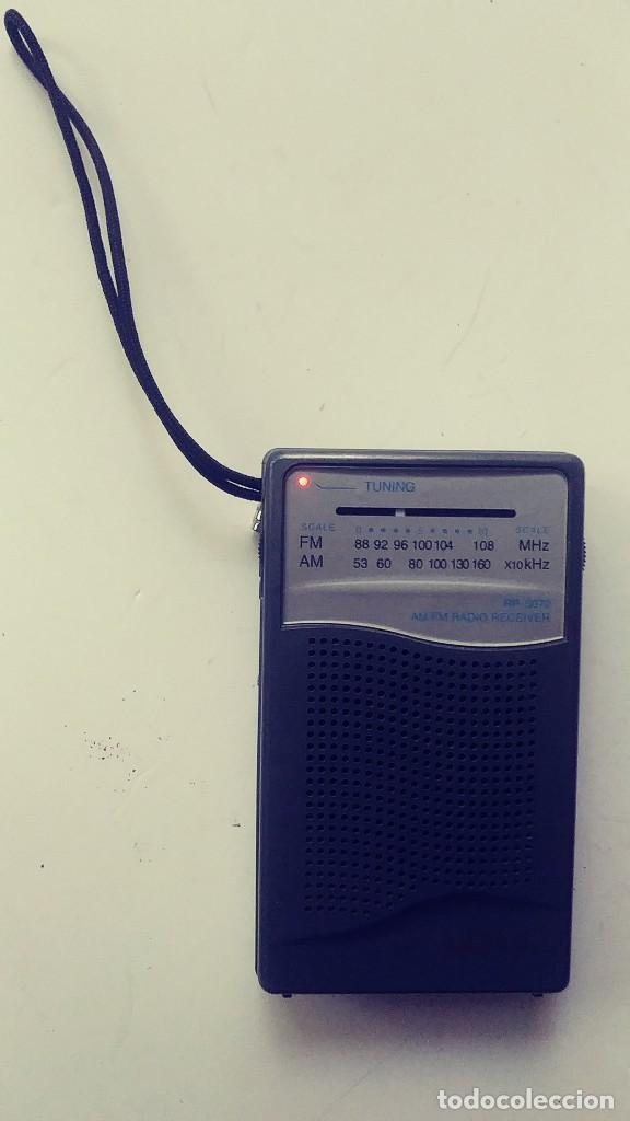 Radios antiguas: Radio transistor Sanyo RP 5072 - Foto 6 - 162321114