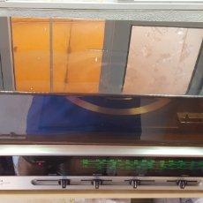 Radios antiguas: TOCADISCOS, RADIO Y CASSETTE HITACHI SDT-2370 MUSIC CENTER. Lote 162563124