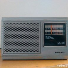 Radios antiguas - Radio transistor SANYO - 163305618