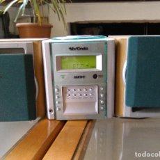 Radios antiguas: MINI CADENA. Lote 163305714
