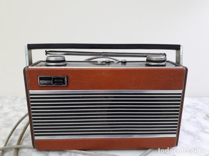 Radios antiguas: RÀDIO..ROBERTS - Foto 2 - 163520734
