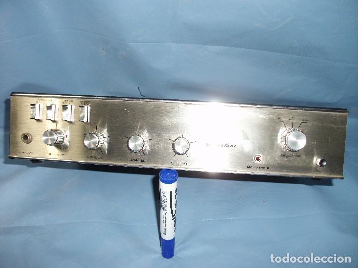 CLADICO AMPLIFICADOR **ROSELSON 17+17** (Radios, Gramófonos, Grabadoras y Otros - Transistores, Pick-ups y Otros)