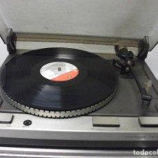 Radios antiguas: CLASICO GIRADISCOS **THORENS TD 115 MKII**. Lote 163555094