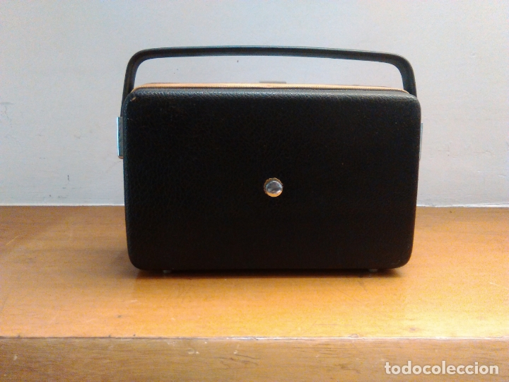 Radios antiguas: vieja radio a transistores - Foto 5 - 163910222