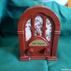 Radios antiguas: RADIO CAMPILLA REPRODUCCIÓN. Lote 163954641