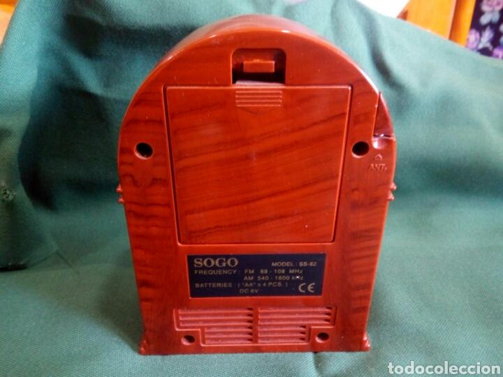 Radios antiguas: RADIO CAMPILLA REPRODUCCIÓN - Foto 2 - 163954641