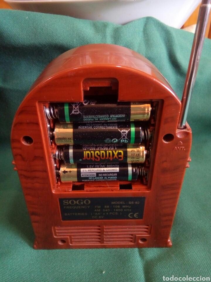 Radios antiguas: RADIO CAMPILLA REPRODUCCIÓN - Foto 3 - 163954641