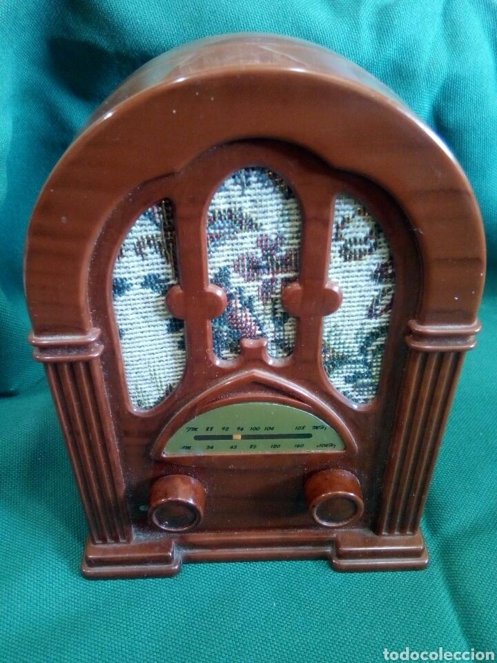 Radios antiguas: RADIO CAMPILLA REPRODUCCIÓN - Foto 4 - 163954641