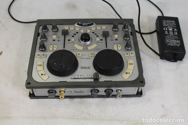 DJ CONSOLE MK2 HERCULES WINDOWS XP DRIVER