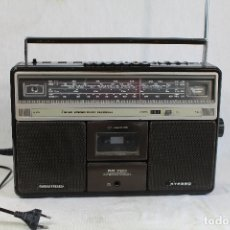 Radios antiguas: GRUNDIG RR720 INTERNACIONAL ESTÉREO RADIO/CASSETTE. Lote 164022698