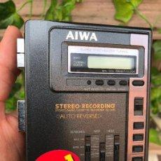 Radios antiguas: AIWA HS-J470 SUPER BASS STEREO RADIO WALKMAN. Lote 164763846