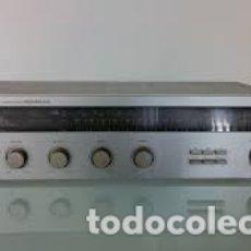 Radios antiguas: AMPLIFICADOR CON RADIO PHILIPS RECEIVER F 5120 PEPETO ELECTRONICA ¡¡. Lote 193654735