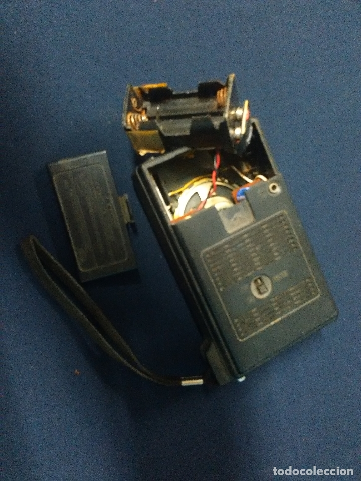 Radios antiguas: RADIO TRANSISTOR SANYO RP 5040A - Foto 5 - 165456706
