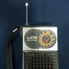 Radios antiguas: RADIO TRANSISTOR SANYO RP 5040A. Lote 165456706