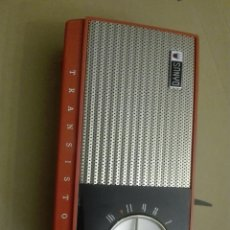 Radios antiguas: ANTIGUO RADIO TRANSISTOR AM SANYO. Lote 162543112