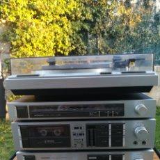 Radios antiguas: EQUIPO DE MÚSICA PIONEER AÑOS 80. Lote 165627638