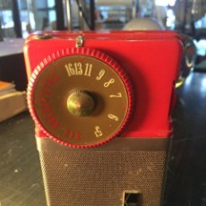 Radios antiguas: VINTAGE RADIO TRANSISTOR SONY MODELO TR-63 DEL AÑO 1957. Lote 165930218