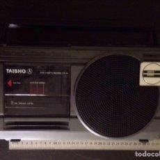 Radios antiguas: RADIO CASETTE TAISHO. Lote 165979694