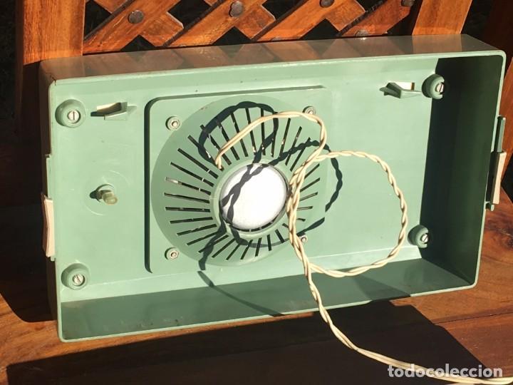 Radios antiguas: Philips All Transistor Tocadiscos Funcionando - Foto 5 - 166050558