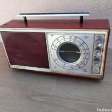 Radios antiguas: RADIO TRANSISTOR INTER NIZA NO FUNCIONA. Lote 166062480
