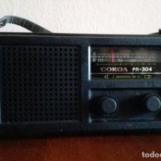 Radios antiguas: RADIO SOKOL URSS VINTAGE, RADIO PORTÁTIL AÑOS 70. Lote 166158190