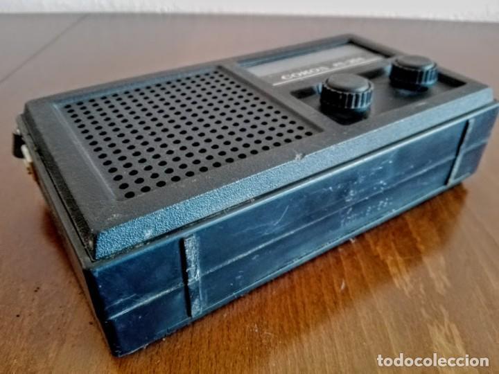 Radios antiguas: Radio sokol URSS vintage, radio portátil años 70 - Foto 4 - 166158190