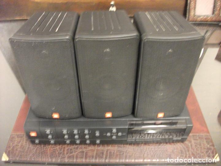 PROCESADOR DE SONIDO **JBL.200** (Radios, Gramófonos, Grabadoras y Otros - Transistores, Pick-ups y Otros)
