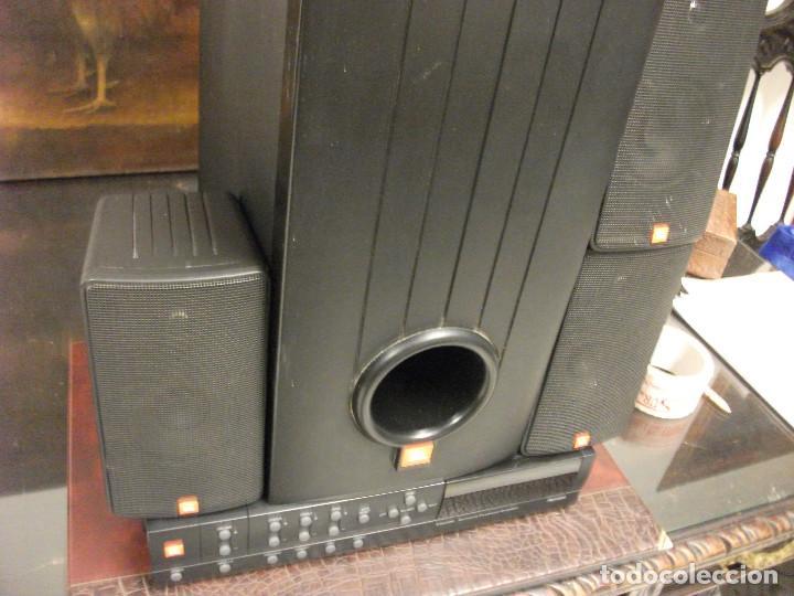 Radios antiguas: PROCESADOR DE SONIDO **JBL.200** - Foto 2 - 166318618