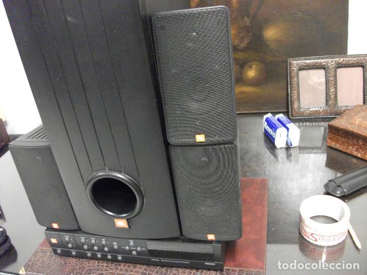 Radios antiguas: PROCESADOR DE SONIDO **JBL.200** - Foto 3 - 166318618