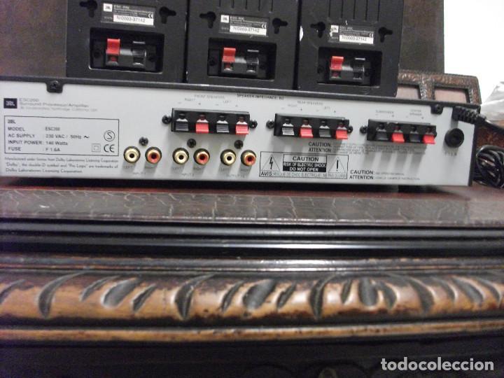 Radios antiguas: PROCESADOR DE SONIDO **JBL.200** - Foto 4 - 166318618