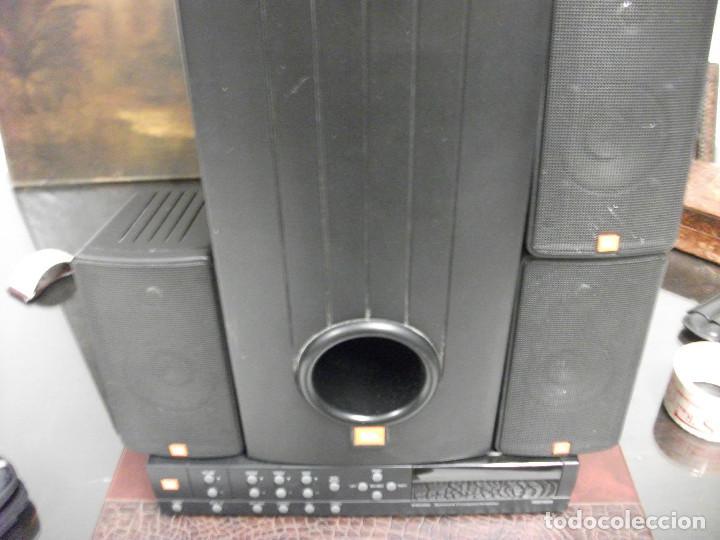 Radios antiguas: PROCESADOR DE SONIDO **JBL.200** - Foto 5 - 166318618