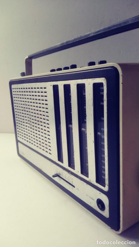 RADIO INTER EUROMODUL 150 (Radios, Gramófonos, Grabadoras y Otros - Transistores, Pick-ups y Otros)