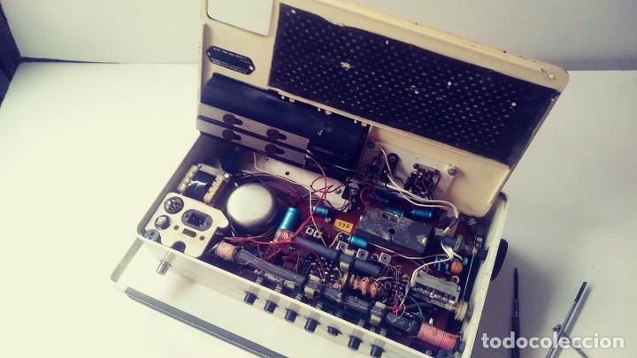 Radios antiguas: RADIO INTER EUROMODUL 150 - Foto 17 - 166393434