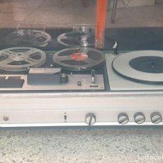 Radios antiguas: SONY TAPE CORDER CON PLATO VINTAGE. Lote 166572246