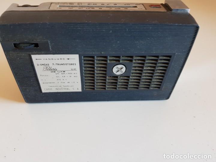 Radios antiguas: Vanguard polaris - Foto 6 - 166590946