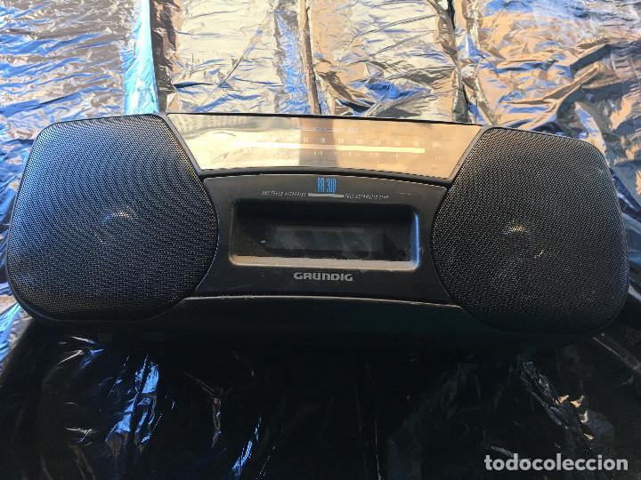 RADIO CASSETTE GRUNDIG RR 3000 G DD 50 KREATEN (Radios, Gramófonos, Grabadoras y Otros - Transistores, Pick-ups y Otros)