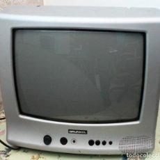 Radios antiguas: TELEVISOR GRUNKEL DE 14 PULGADAS. Lote 166780586