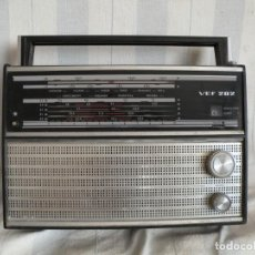 Radios antiguas: RADIO VEF202 DE LA URSS. Lote 166805266