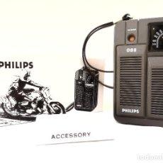 Radios antiguas: RADIO DE TRANSISTORES PHILIPS. Lote 166923304