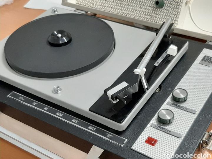 Radios antiguas: Toca discos Stibert - Foto 5 - 167012597