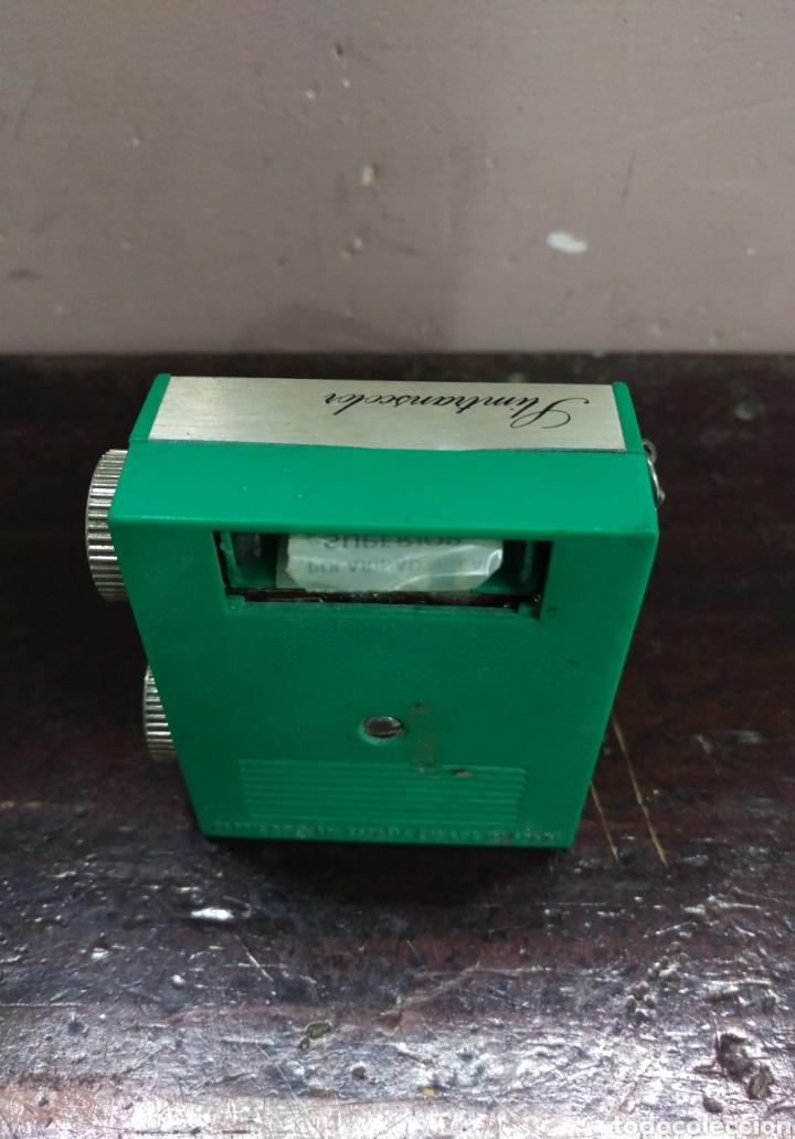 Radios antiguas: INTER SIMTRANSCOLOR - Radio transistor fabricado en España - Foto 3 - 167043996