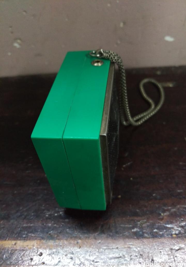 Radios antiguas: INTER SIMTRANSCOLOR - Radio transistor fabricado en España - Foto 4 - 167043996