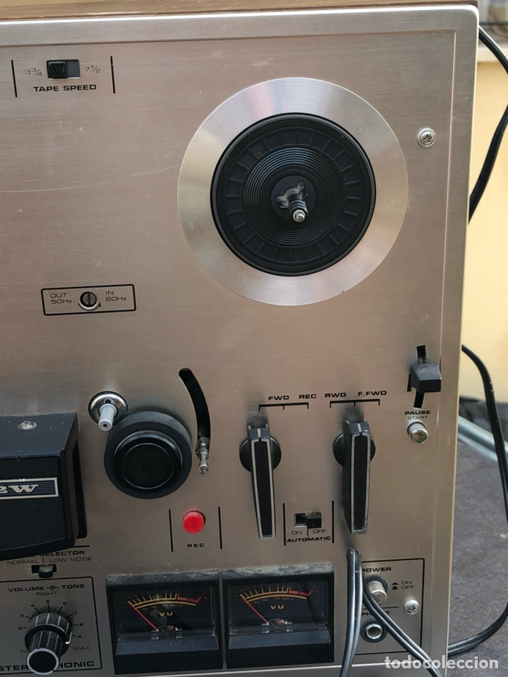 Radios antiguas: Reproductor y grabador de cinta estero akay 1722 W, ENVÍO GRATIS - Foto 3 - 167050122