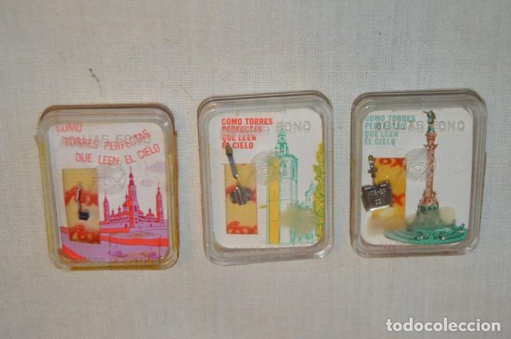 Radios antiguas: Lote 2 - De 7 ANTIGUAS AGUJAS TOCADISCOS, ZAFIRO FOX - Variadas y para diferentes cápsulas ¡Mira! - Foto 7 - 167171124