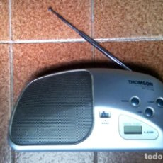 Radios antiguas: RADIO THOMPSON. (FUNCIONA). Lote 167582844
