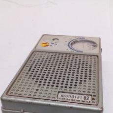 Radios antiguas: RADIÓ ESPAÑA 82 EN FUNCIONAMIENTO. Lote 167667484