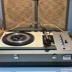 Radios antiguas: TOCADISCOS PICK AP STIBERT MODELO 708. Lote 167780265