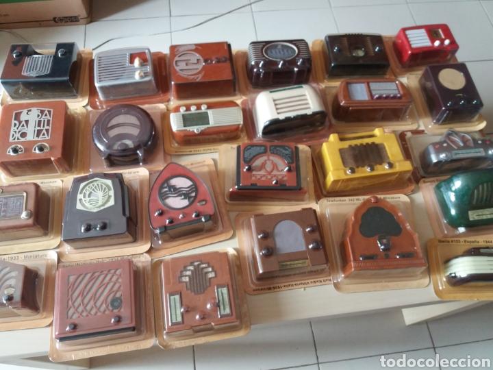 RADIOS DE ANTAÑO - RBA FABRI - 40 RADIOS + 40 FASCÍCULOS + 1 TAPA - NUEVAS (Radios, Gramófonos, Grabadoras y Otros - Transistores, Pick-ups y Otros)